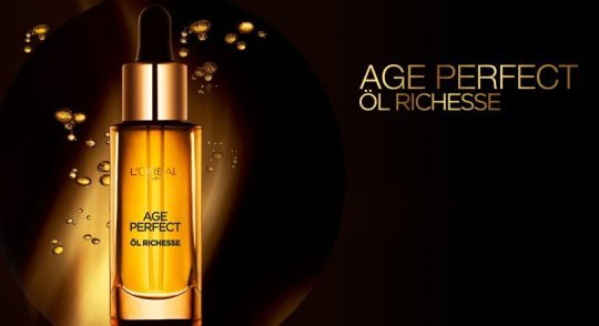 L'Oreal Paris Age Perfect Öl Richesse