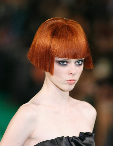 Christian Lacroix  Hair Trend 2007