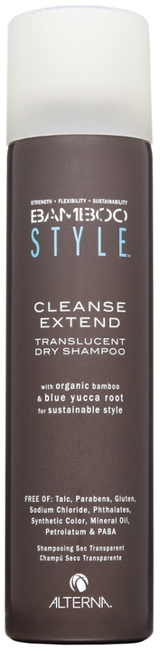Bamboo Style Clease Extend Dry Shampoo