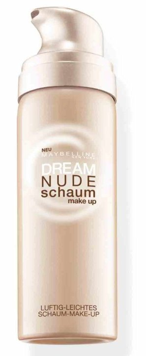 Maybelline Jade Dream Nude schaum make-up