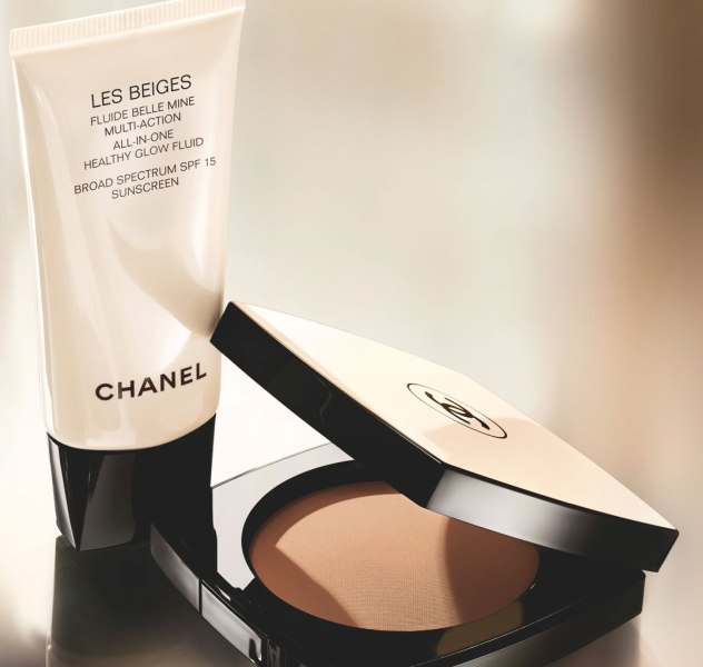 Les Beiges de Chanel
