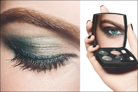 Les 4 Ombres - Chanel - Smoky Eyes