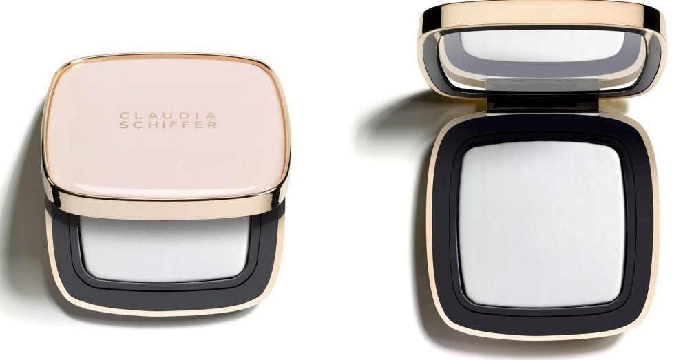 No Colour Setting Powder by Claudia Schiffer
