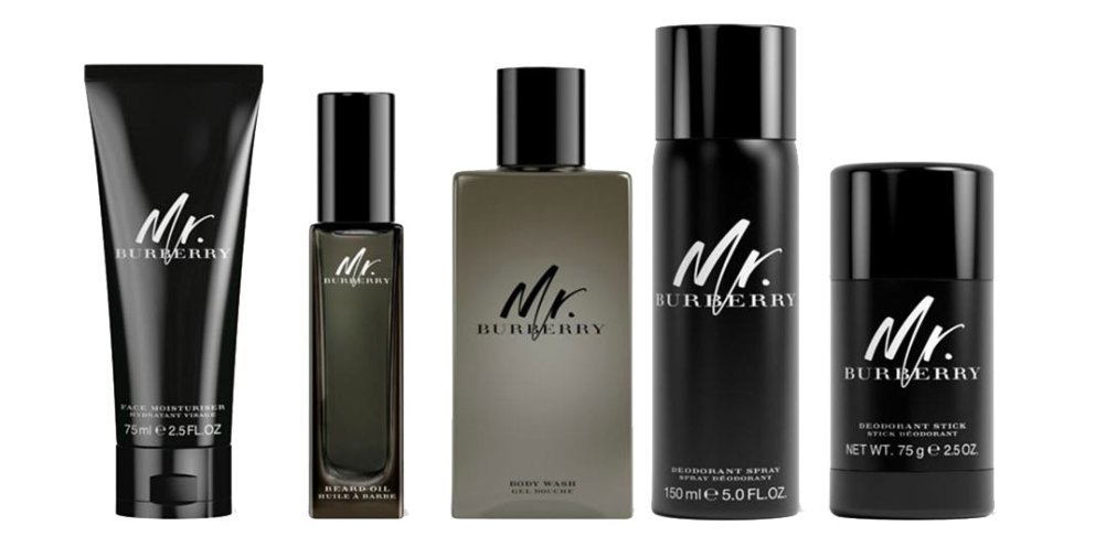 Mr. Burberry - The Collection