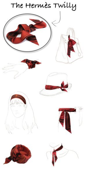 Hermès Twilly