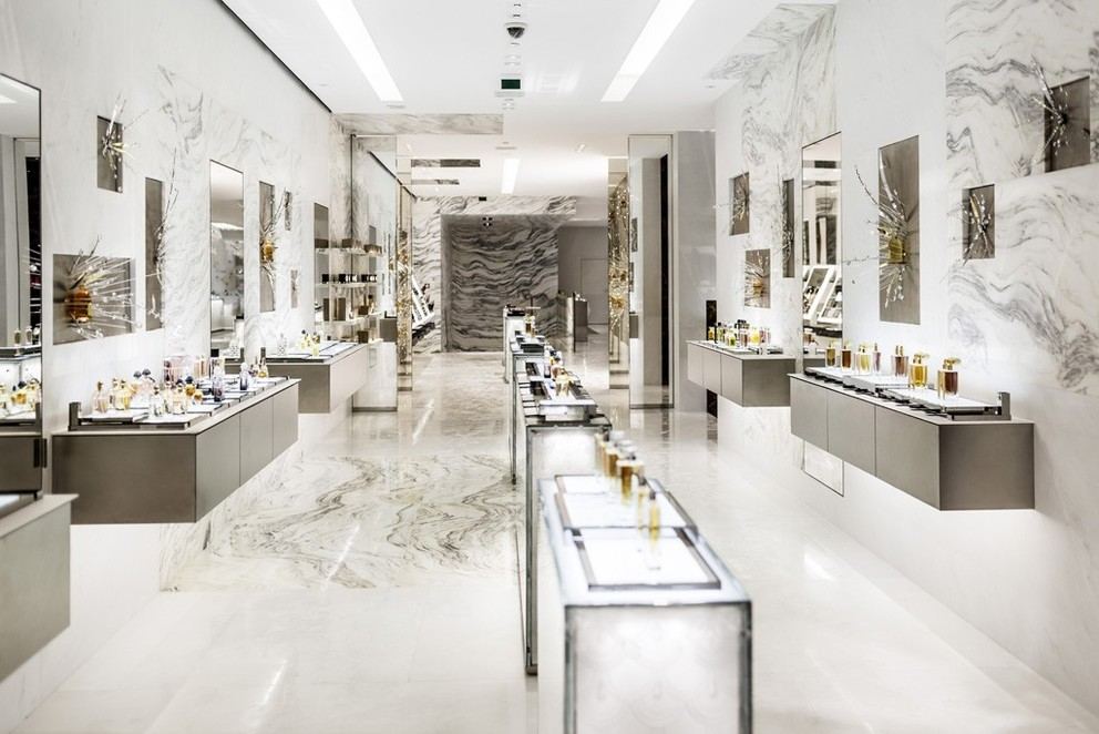 Guerlain Boutique Paris
