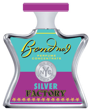 Andy Warhol Silver Factory by Bond No. 9