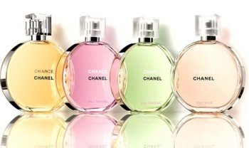 Chanel Chance Kollektion