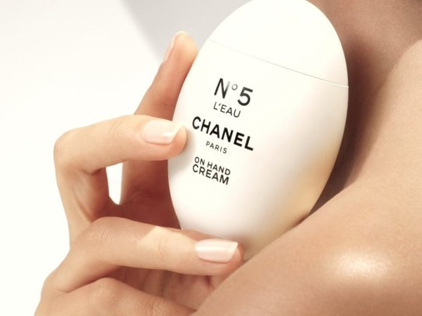 N°5 L´EAU ON HAND CREAM