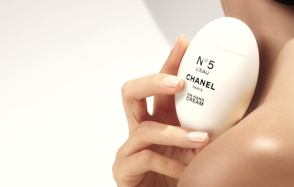 Chanel N° 5 L'Eau On Hand Cream