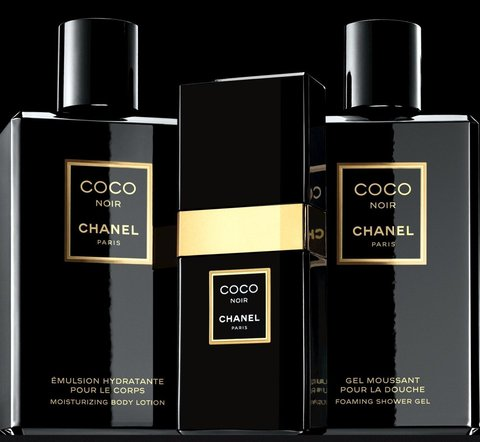 Coco Noir Toiletries