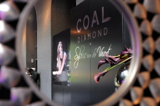 Coal Diamond - Sylvie van der Vaart