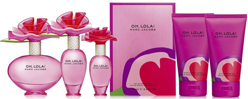 OH LOLA! MARC JACOBS