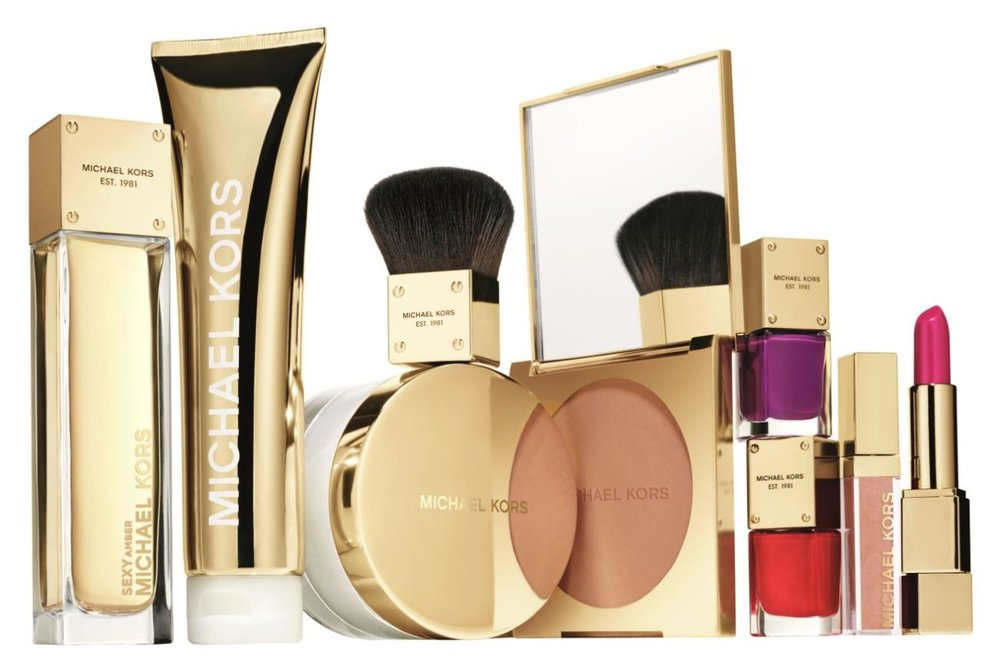 Michael Kors Lifestyle Beauty Collection