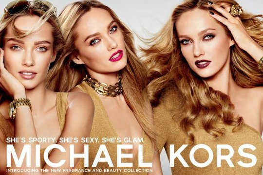 Michael Kors Beauty Lifestyle Collection