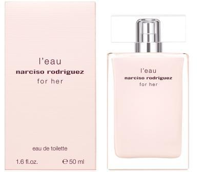 narciso rodriguez for her l'eau