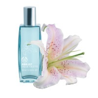 Aqua Lily von The Body Shop