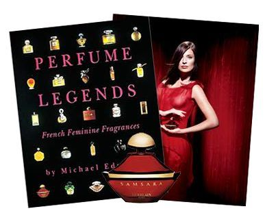 Perfume Legends von Michael Edwards