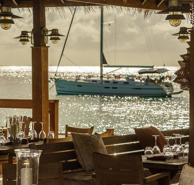 Basil´s Bar, Mustique