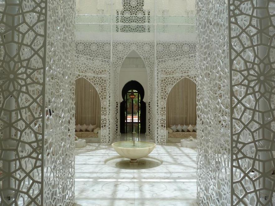 Spa des Royal Mansour Marrakech