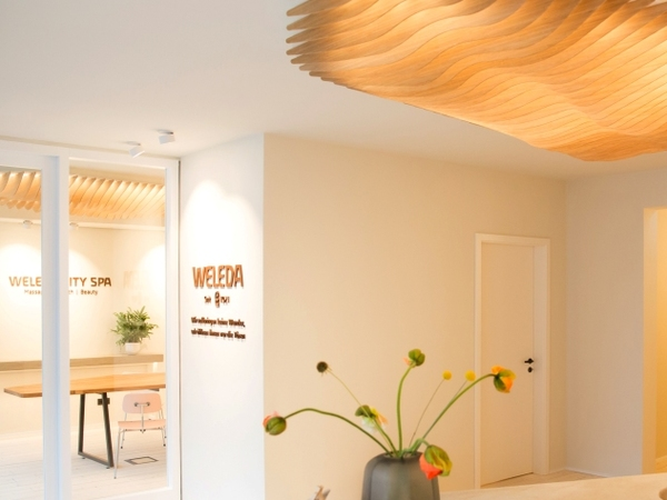 Weleda City Spa Hamburg Blankenese