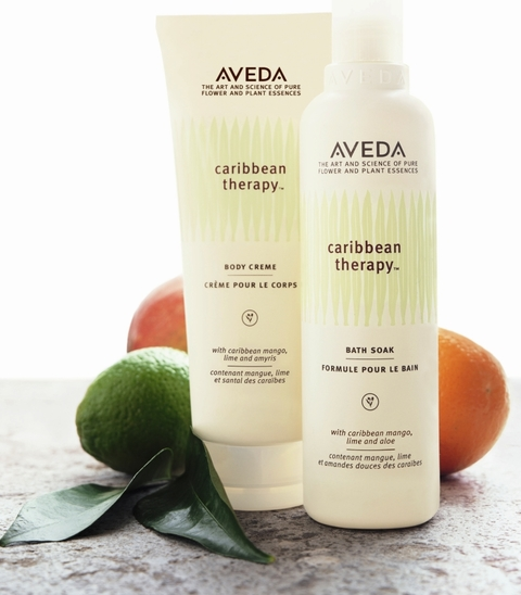 Aveda CaribbeanTherapy