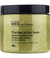 Dr.Weil for Origins Matcha Tea Body Soak
