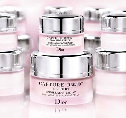 Dior Capture R60/90 First Wrinkle Smoothing Creme