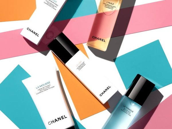 Chanel - The Cleasing Collection