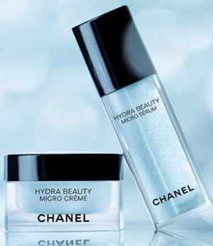 Chanel Hydra Beauty Micro Serum und Creme