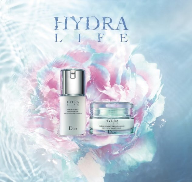 Dior Hydralife Sorbet