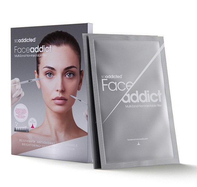Faceaddict Multi-Zonal Non-Injectable Filler