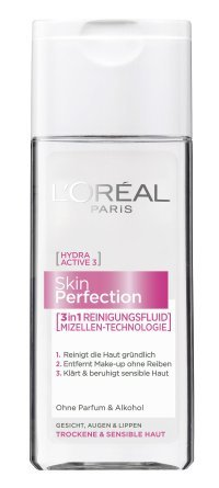 Skin Perfection 3in1 Reinigungsfluid mizellen