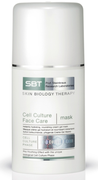 SBT Skin Biology Therapy Cell Culture Face Care Mask
