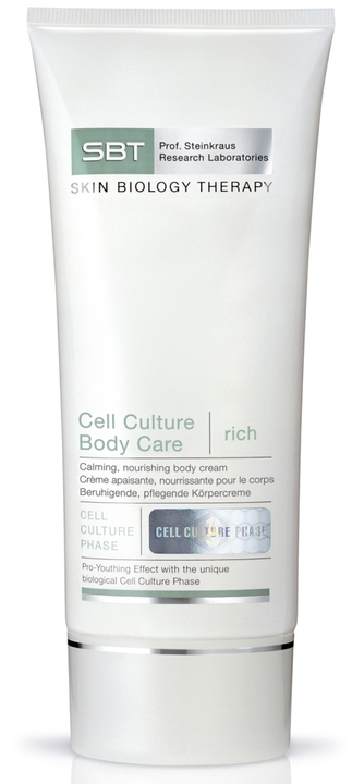 SBT Skin Biology Therapy Cell Culture Body Care rich