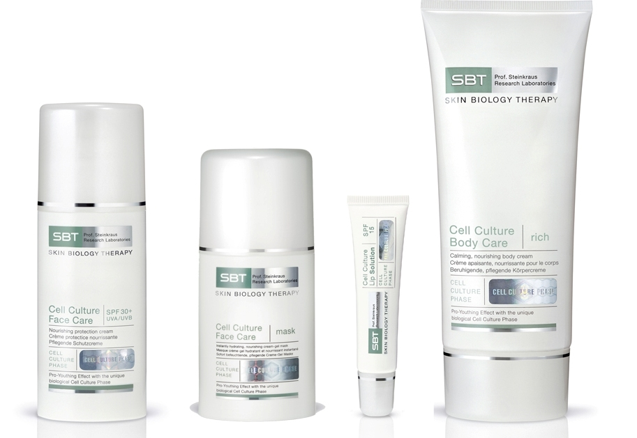 SBT Skin Biology Therapy Winterpflege-Set