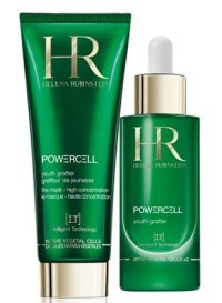 Powercell Maske und Serum