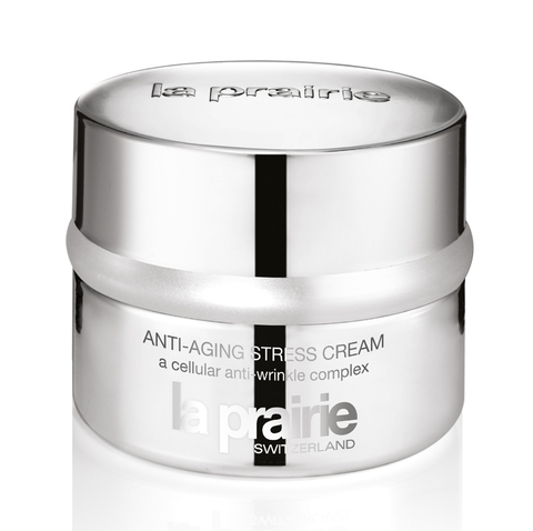 La prairie anti aging stress cream serum