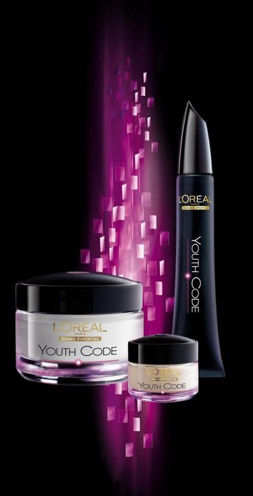 Youth Code  L'Oreal Paris