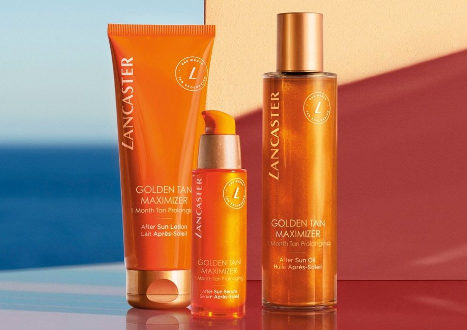 Lancaster Golden Tan Maximizer Lotion und OilSerum