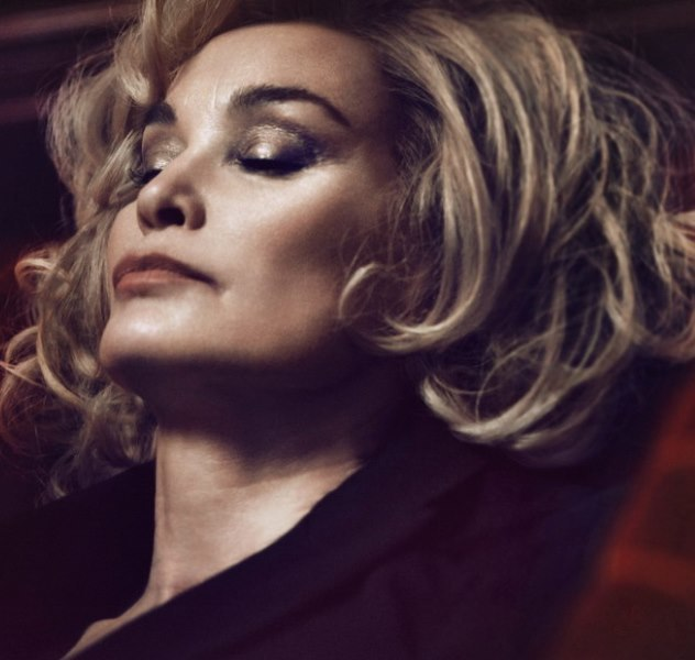 Jessica Lange für Marc Jacobs Beauty