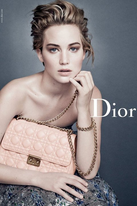 Dior Jennifer Lawrence