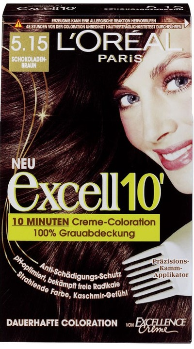 L'Oreal Excell 10'