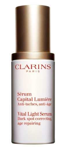 Serum Capital Lumiere von Clarins