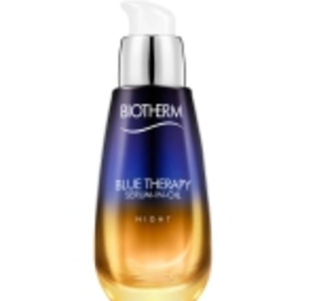 Biotherm Blue Therapy Serum in Oil Nachtpflege