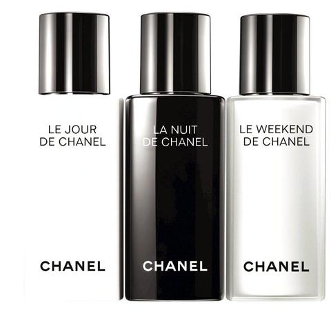 Le Jour. La Nuit. Le Weekend de Chanel