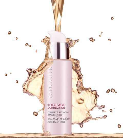 Lancaster Total Age Correction Retinol in Oil Serum