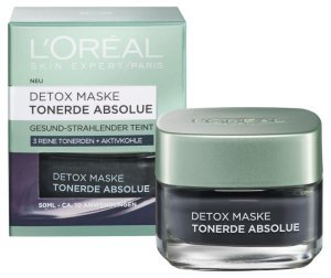 Detox Maske - Tonerde Absolue
