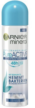 Garnier Mineral Deo Pure Active Antibakeriell