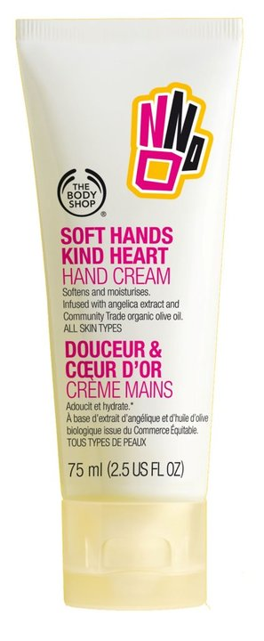 The Body Shop Soft Hands Kind Heart